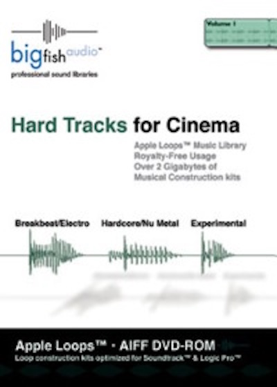 Big Fish Audio Hard Tracks For Cinema AIFF DVDR-AudioP2P